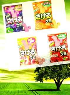 🚚 日本UHA手撕軟糖 味覺糖