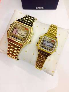 Casio pair