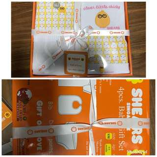 Brand new baby gift sets