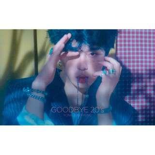 <<代購>>龍俊亨- Goodbye 20's