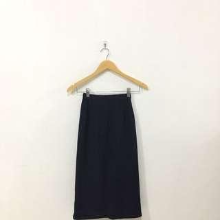 Office Long Skirt