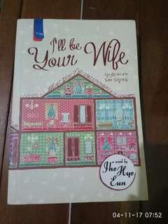 Novel Korea Haru: I'll Be Your Wife