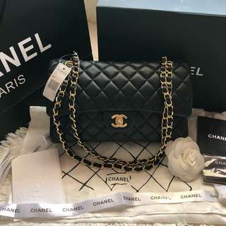 CHANEL DOUBLE FLAP 25cm Authentic quality