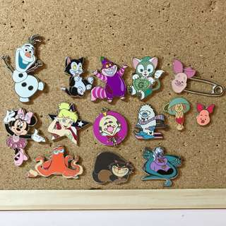 Disney Pins for trade/sell