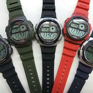 Jam tangan digitec 3060 original