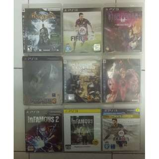 ps3 CD game