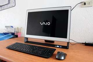 Sony vaio all in one pc core i5 2nd gen 1Tera hdd windows 10 free deliver