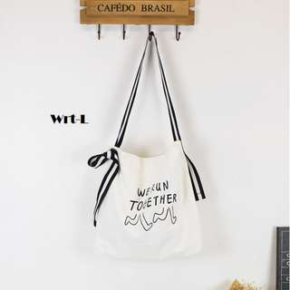 Wrt-L Canvas Sling Bag
