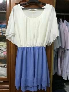 🚚 雪紡洋裝