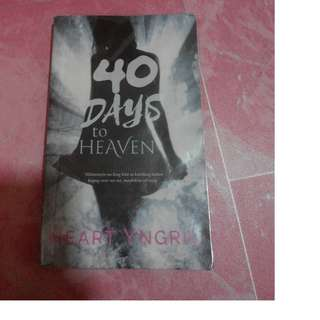 """""""40 DAYS TO HEAVEN""""Pocket Book"""