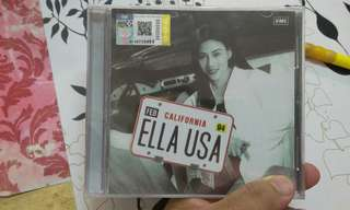 ELLA USA Cd original reproduction