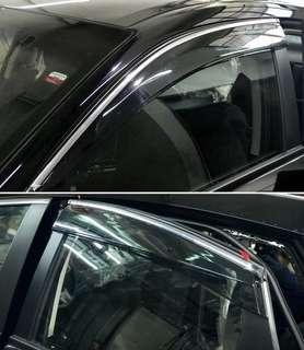 Honda civic fc door visor