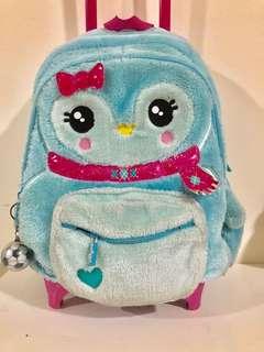 Smiggle - Trolley school bag
