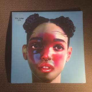 "FKA Twigs : LP1 12"" Vinyl (2014)"