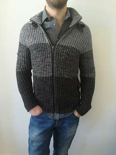 Men's GUESS wool sweater