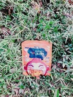 [現貨] Snacky & Crisps Laksa Potato Crisps 叻沙薯片