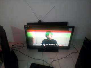 Samsung LCD TV 40 inches