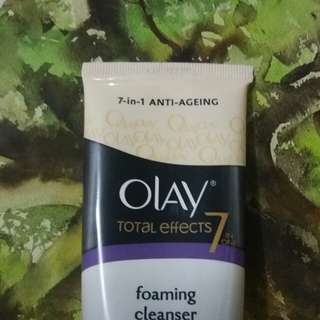 Olay 7-in-1 Total Effects Foaming Cleanser