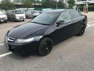 Honda Accord Euro 2.0 Auto Status 🇸🇬🦁 Condition Good Collect JB Rm7,800*Siap Rotax S'pore*