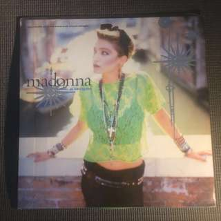 "Madonna : Like A Virgin 12"" Vinyl LP (1984)"