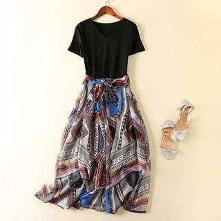 Dress style bohemian