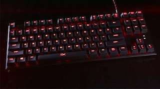 [BRAND NEW+ CHEAPEST PRICE] HyperX Alloy FPS Mechanical Gaming Keyboard Red Cherry MX (Non-tenkeyless)