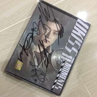 U-Kiss - Moments Autographed Album