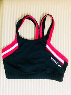 Speedo sports bra