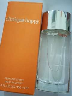 Tester Clinique Happy 100 ml