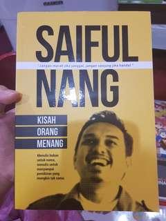 📖 Kisah Orang Menang by Saiful Nang