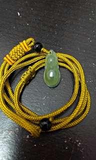 葫蘆玉項鍊