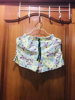 Floral Shorts <Clearance>