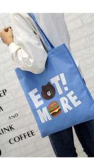 Korean cute Tote bag