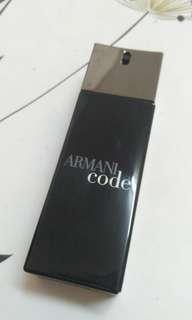 ARMANI Code edt travel size