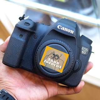Kamera CANON EOS 6D WIFI body only