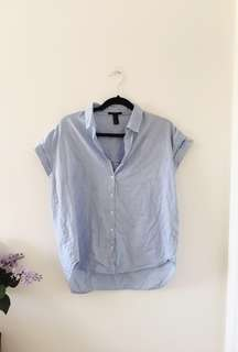 Causal 💙 Button Down Shirt