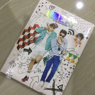 Ukiss Ubeat Autographed Album