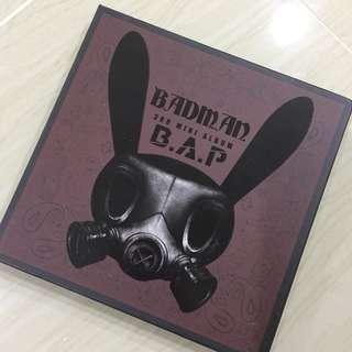 B.A.P - Badman