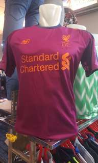 Liverpool  away Jersey leaked 18-19