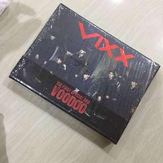 Vixx - Voodoo DVD