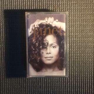Janet Jackson : Janet. / Cassette (1993)