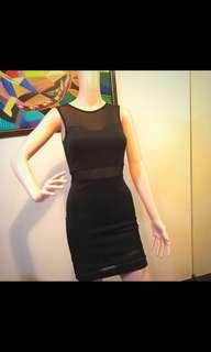 divided dress