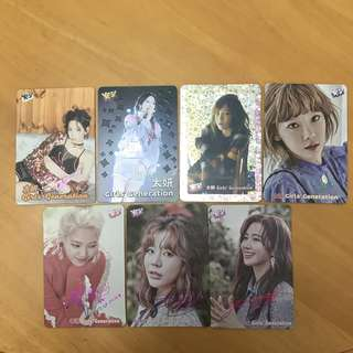Snsd yescard