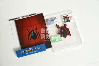 Spider-Man Homecoming【蜘蛛俠:強勢回歸】4K+Bly-Ray Steelbook