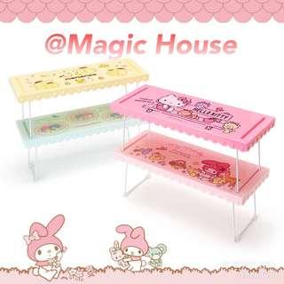 日版Melody, Hello Kitty,布甸狗,Twitter層架