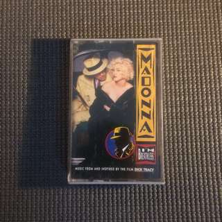 Madonna : I'm Breathless [Music From & Inspired by The Film, Dick Tracy] / Cassette (1990)