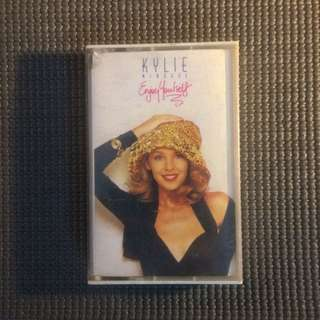 Kylie Minogue : Enjoy Yourself / Cassette (1989)