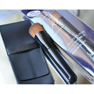 ⚠️預購⚠️資生堂 Shiseido 131  化妝刷 粉底刷 柔軟 刷 斜角刷 羊毛 腮紅刷 蜜粉刷 cosme