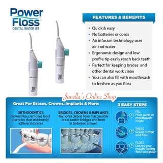 Power Floss Dental Power Jet