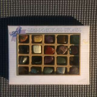 Chakra Stones : Semi Precious Stones (Healing Stones/Chakra Healing)